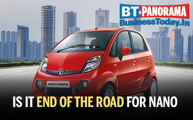 Tata Nano production falls: The journey of India's cheapest car
