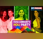 Celebrities who attended Isha Ambani's Holi bash