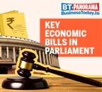 Key economic bills up for discussion in the winter session of parliament