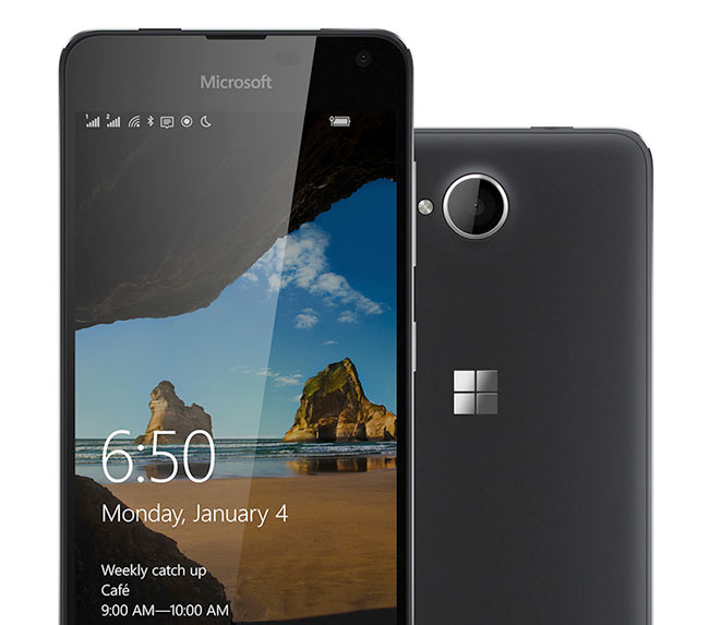 Microsoft has launched the Lumia 650 in India for Rs 15,299