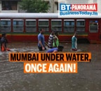 Mumbai at a standstill, sees heaviest rainfall after 2005