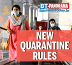 New COVID-19 quarantine rules for travelers in Indian states