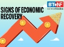 From Industrial activity to Air Traffic: The signs of economic revival
