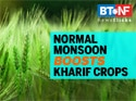 How normal monsoon has given a booster shot to Kharif crops