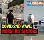 Five sectors of the economy that have been hit hard by the second wave