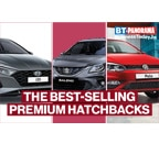 The premium hatchbacks that customers loved in January 2021