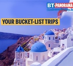 10 bucket-list trips you can start saving for now