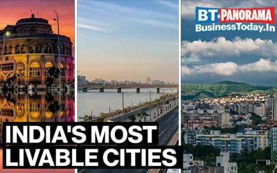 India's 10 most livable cities according to 'Ease of Living Index 2020'