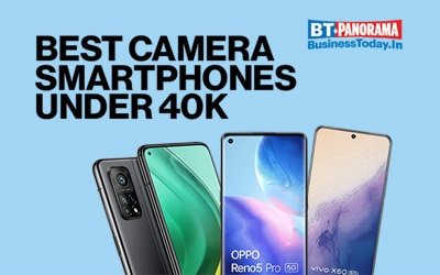 OnePlus 9R to Vivo X60 h : Best camera smartphones under Rs 40,000