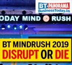 BT Mindrush2019: Businesses have to be disruptive or they might perish
