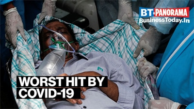COVID-19 pandemic: 10 of the worst-hit countries
