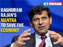 Measures suggested by Raghuram Rajan to save the economy