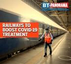 Train coaches turn into isolation wards at Anand Vihar railway station
