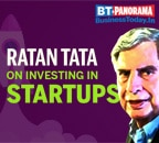 How Ratan Tata chooses the startups he invests in
