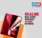 India's smartphone market may soon have a new leader