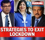 Business leaders suggest best ways to exit the lockdown