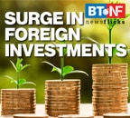 Total FDI inflows into India rise 13% during Apr-Aug 2020 to $35.7bn