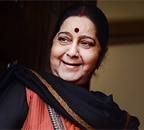 Key milestones in Sushma Swaraj's political career