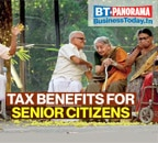Here are 5 ways senior citizens can avail of special tax benefits