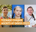 Ten teenage activists you can meet at Davos 2020