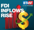 FDI inflows grow by 15% during Apr-Jan 2021