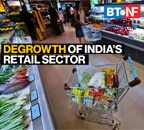 Retail industry degrows 67% in June second-half