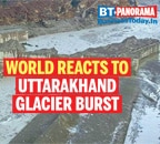 World leaders express grief over the Uttarakhand glacier disaster