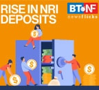 NRI deposits net inflows of USD 149 million in April 2021