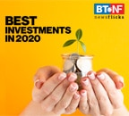 Which investment got best returns in 2020 so far?