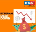 India's external debt declines to $554.5 bn in June from March level