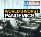 Deadliest pandemics the world has witnessed in the past