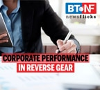 Q1 FY21 corporate performance mimics record GDP contraction