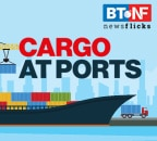 Cargo volumes at major ports grow 16% Y-o-Y in March 2021