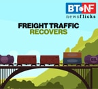 Indian Railways' freight traffic recovers after five months of decline