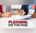 Value of pledge holding companies eroded by around 30 per cent