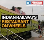 Indian Railways launches restaurant on wheels in Asansol