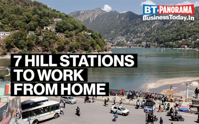 7 beautiful hill stations to 'Work from Home'