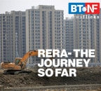 How has RERA fared four years since rollout