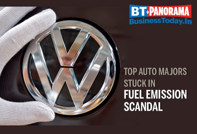 Emissions cheating scandal: Top automakers accused of rigging standard levels