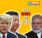 Eurasia Group names the top 10 geopolitical risks in 2020