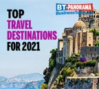 Most popular destinations for travelers in 2021