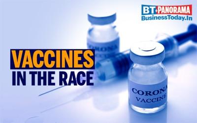 Coronavirus vaccine: Which companies are the frontrunners?