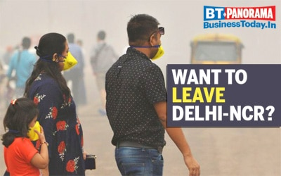 Tired of the pollution in Delhi? Migrate to these cities