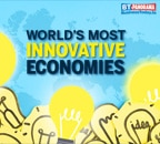 These are the top ten most innovative economies of the world