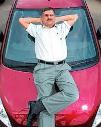 Maruti Suzuki's CFO Ajay Seth