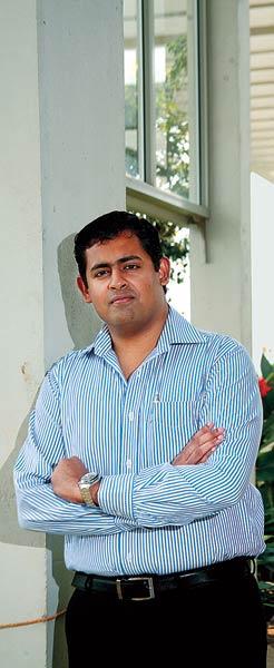 Mithun Chittilappilly Executive Director, V-Guard