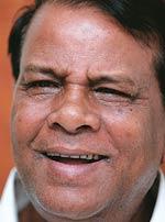 Raghunath Mohanty, Steel and Mines Minister, Orissa
