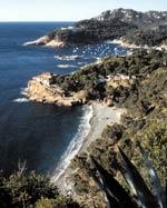Santa Susanna beach Costa Brava