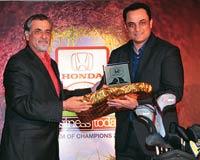 Anil Mehra with Ravi Shankar Singh