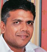 V.O. Vinayagam, Chief Technologist, Hexolabs Interactive Technologies